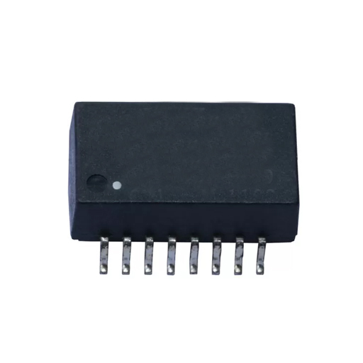 LAN-100 Series, 10/100 Base-T Magnetics Module