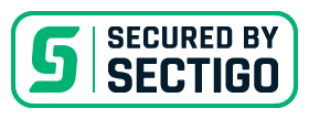 Secured by Sectigo SSL